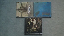 3 CDs: FIELDS OF THE NEPHILIM, ELIZIUM, FOR HER LIGHT, PSYCHONAUT