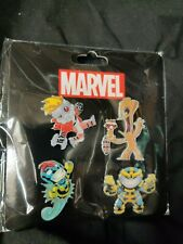 SDCC 2015 Pin Marvel Guardians Skottie Young Groot Rocket Nova Star Lord Thanos