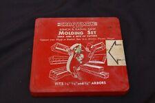 Vintage Craftsman Bench & Radial Saw Molding Jointer Planner Shaper Tool Set