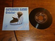"""Max Zwo Bayrischer Kauboi (1986)  [7"""" Single]"""