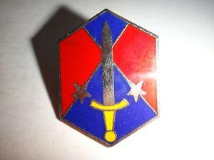 US Army CAPITAL MILITARY ASSISTANCE COMMAND At SAIGON Distinctive Unit Insignia