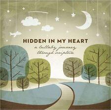 Hidden In My Heart: A Lullaby Journey Through Scripture Audio CD