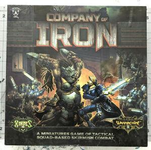 COMPANY OF IRON - Warmachine/Hordes skirmish game