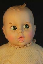"Vintage - Gerber Baby Doll - 17"" - 1979 Moving Eyes - Atlanta Novelty"