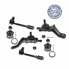 Lower & Upper Suspension Ball Joints Sway Bar Fits Toyota 4Runner Sequoia Tundra