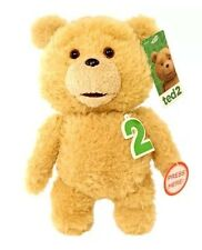 "Ted 2 Talking Teddy Bear Cute Plush Doll with  Sound, 11"" Best Buy Exclusive"