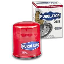 Purolator ONE Engine Oil Filter for 2011-2015 Mazda 2 - Long Life ra