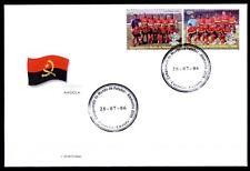 Fußball. WM-2006, Deutschland. FDCx2W. Angola 2006