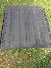 02-13 CHEVY AVALANCHE EXT REAR BED RUBBER CARGO MAT LINER OEM HT1021