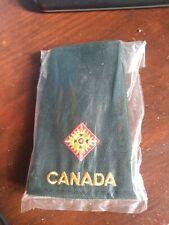 Epaulets, Royal Canadian Artillery, pair, sealed