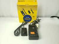 Sony AC-S10 AC Power Adapter / Battery Charger - VGC (AC-S10)