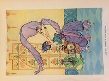 M3b ephemera 1920s book plate h i bacharach she was indeed a good dancer