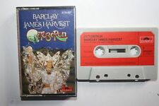 BARCLAY JAMES HARVEST Octoberon MC Kassette POLYDOR 3170 407 TAPE