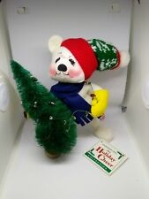 Annalee 2000 Exclusive Edition Holiday Cheer Bear with Tag