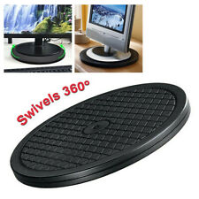 360 Rotating Rotary Kitchen Turntable Display Platform Stand Jewelry Show Holder