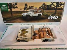 Greenlight Artisan Jeep Cj-7 Dixie Golden Eagle 1979 1/18 19065