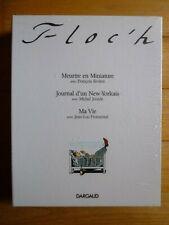 J.C.FLOC'H - COFFRET DE 3 ALBUMS - 1994 - NEUFS