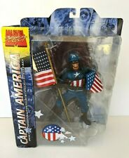 Marvel Select - Captain America - Special Collector Edition Action Figure - New
