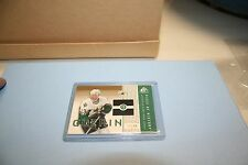 Bill Guerin 2003-04 UD SP Authentic # Piece of History  Jersey # 72/99