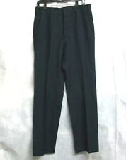 "*XSPEC US AIR FORCE UNION MADE TEAMSTERS 783 BLUE UNIFORM TROUSERS PANTS - 32"" W"