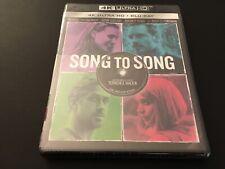 Song To Song (4K Ultra HD+Blu-ray) Terrence Malick, Ryan Gosling, Rooney Mara