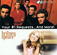 Britney Spears & NSYNC-your... CD Oops!... I Did It Again Rodney Jerkins Remix