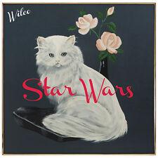 Wilco STAR WARS +MP3s w/ Live Set LIMITED Gatefold NEW WHITE COLORED VINYL LP