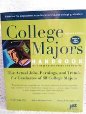 College Majors Handbook with Real Career Paths and Payoffs, Fogg, Harrington