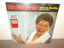 * Ella Fitzgerald In Berlin . Mack The Knife . 180 Gr. New Sealed . Jazz . LP