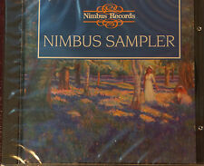 Nimbus Sampler Volume 3 with 76 mins Compilation AUDIOPHILE Sealed MINT New