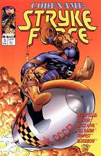 CODENAME: STRYKE FORCE   # 3 - COMIC - 1993  -  9.2