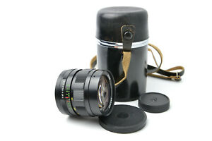 MC Mir-24M 2/35 M42 Wide Angle lens for Zenit Sony Canon S/N 862362