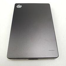 Seagate Backup Plus Slim 1TB External Hard Drive Black USB 3.0 STDR1000100