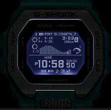 CASIO G-SHOCK GBX-100-7 G-LIDE Bluetooth Mobile link function Men`s Watch