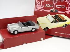 Polistil 1/43 - Rolls Royce Corniche Drophead Coupe grise