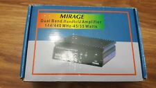 Mirage Dual Band Amplifier BD-35 144/440MHz