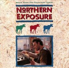 Northern Exposure by Original Soundtrack (CD, Sep-1992, MCA)