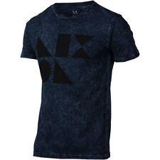 Nixon Dieter Short Sleeve Tee T-Shirt (S) Navy S1663307-02