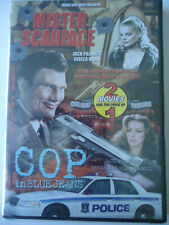 Mister Scarface / Cop In Blue Jeans (2003) Jack Palance NEW