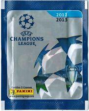 Brazil 2012 2013 Panini UEFA Champions League pack say Contem 5 Cromos