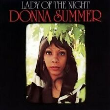 "DONNA SUMMER ""LADY OF THE NIGHT (AKA THE HOS)"" CD NEUWARE"