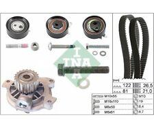INA Water Pump & Timing Belt Kit 530 0483 30
