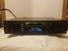 Jvc Xm-448 Minidisc Md Recorder Compu Link Media As Is Vintage Format Player
