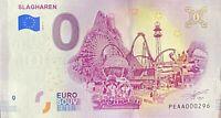 BILLET 0  EURO SLAGAREN PAYS BAS   2019 NUMERO DIVERS