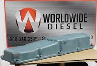Detroit Series 60 12.7 Oil Pan, P/N: 23529249