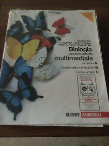 BIOLOGIA LA SCIENZA DELLA VITA + CD ZANICHELLI