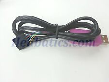 Multipurpose USB upgrade cable, used for RFDesign Long Range Telemetry & others