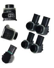 4x AUDI A4 A5 A6 A8 TT R8 Q5 Q7 Anteriore Posteriore PDC Sensori di Parcheggio