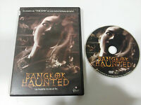 BANGKOK HAUNTED DVD CASTELLANO TAILANDES TERROR REGION 2