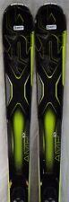 13-14 K2 AMP 80X Used Men's Demo Skis w/Bindings Size 170cm #346517